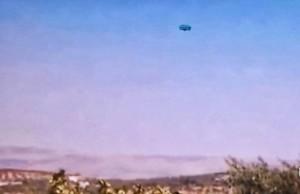 Siria: ufo attaccato dai soldati di Assad