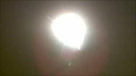 Sfera luminosa nei cieli di Tropea: forse un fulmine globulare
