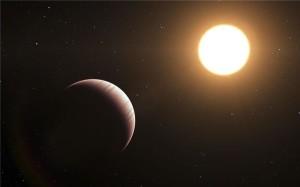 Hubble rileva acqua su cinque pianeti extrasolari