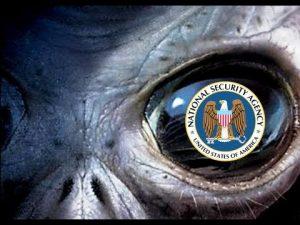 La NSA divulga messaggi extraterrestri provenienti da altri mondi