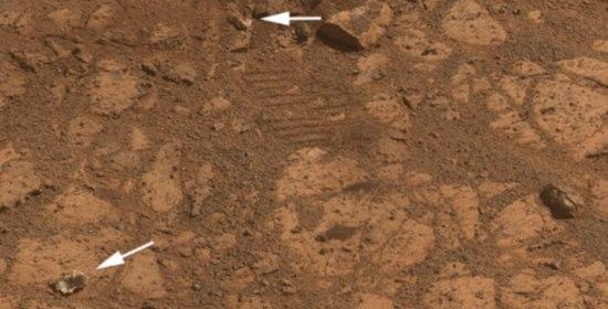 """Marte, risolto il mistero della roccia """"vagante"""""""