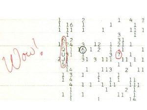 """Nuovo segnale """"WOW"""" rilevato dal SETI"""