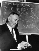 Fritz Zwicky - Propose per primo l'esistenza della materia oscura.