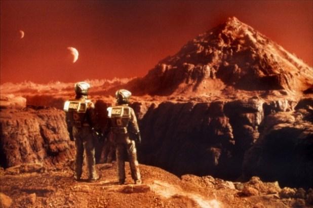 La folle idea della NASA di colonizzare Marte