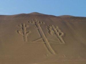 Scoperti geoglifi più antichi delle linee di Nazca