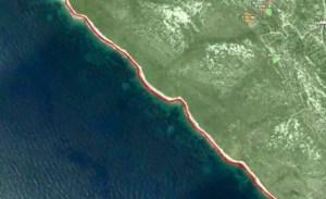 Strani cerchi compaiono nel mare di fronte alle isole Croate