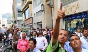 Avvistamento Ufo di massa in Colombia