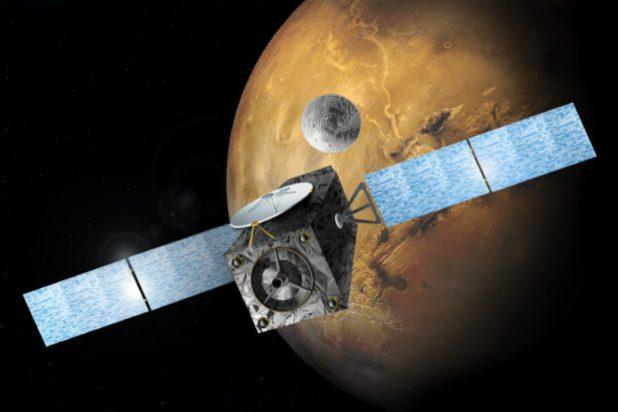 L'Italia su Marte nel 2016