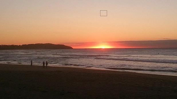 Oggetto non identificato nei cieli di Sidney