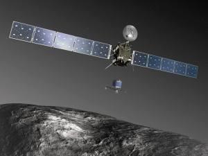 Rosetta ad un passo dalla cometa Churyumov-Gerasimenko
