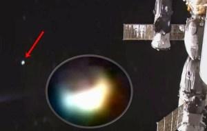 Ripreso Ovni dalla ISS