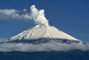 Alpinisti avvistano strani umanoidi sul vulcano Popocatepetl
