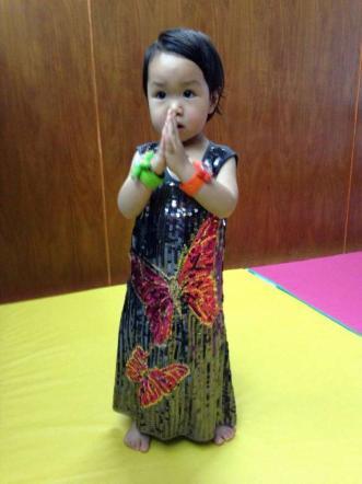 Matheryn Naovaratpong la bambina ibernata a 3 anni