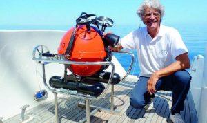 Sardegna, due anomale voragini al largo della base di Gladio aPòglina