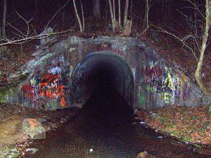 Il mistero del tunnel di Sensabaugh