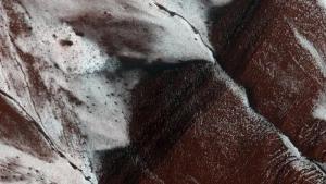 Ora è ufficiale su Marte scorrono fiumi di acqua salata