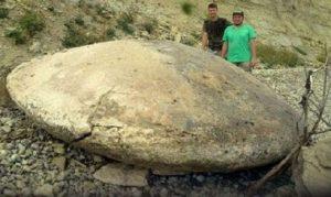 Rinvenuto gigantesco Ufo in Russia