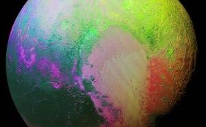 Fiumi e laghi di azoto su Plutone