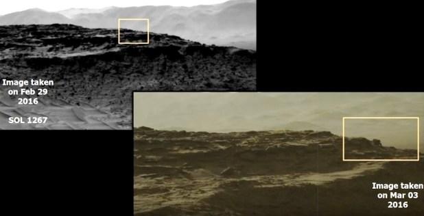 Non solo Curiosity su Marte