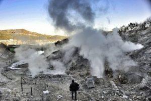 La caldera dei Campi Flegrei continua a salire Serve un piano di evacuazione