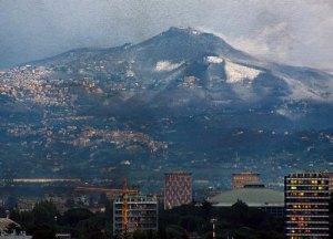 Roma: Falde asciutte, si apre pozzo vulcanico