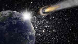 Un asteroide di 49 metri cadrà sulla terra nel 2017