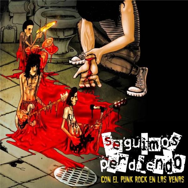 Con el punk rock en las venas