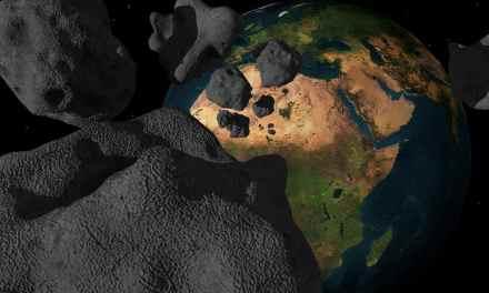 La NASA descarta choque de asteroide con la Tierra