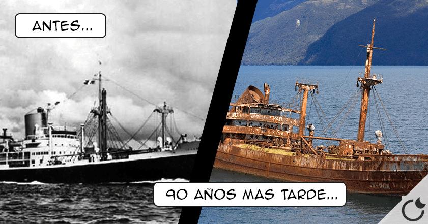 Resultado de imagen de Triangulo de las Bermudas, Barco SS Cotopaxi