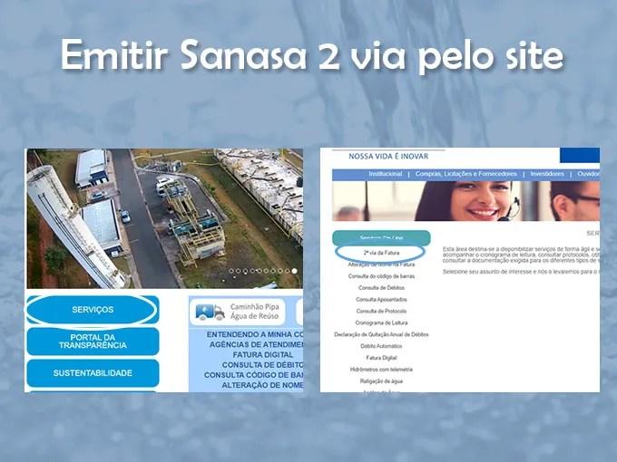Sanasa conta atrasada