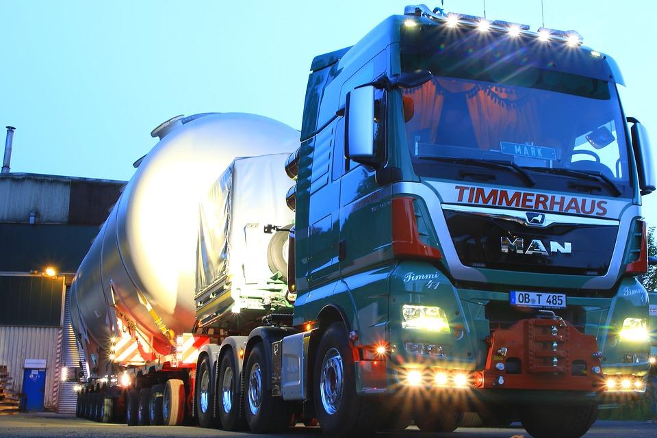 seguros para camiones de transporte público
