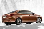 Presentación: Ford Escort Concept - Para los chinos más exigentes