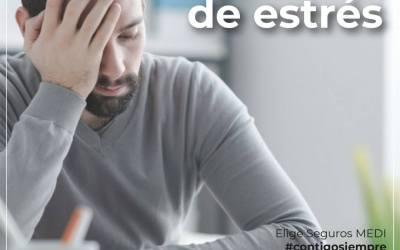 ¿Sabías que existen distintos tipos de estrés?