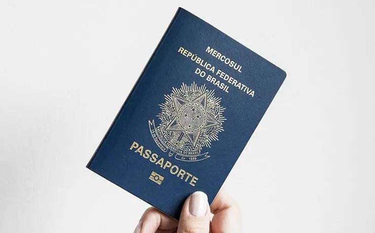 Viagem Europa passaporte