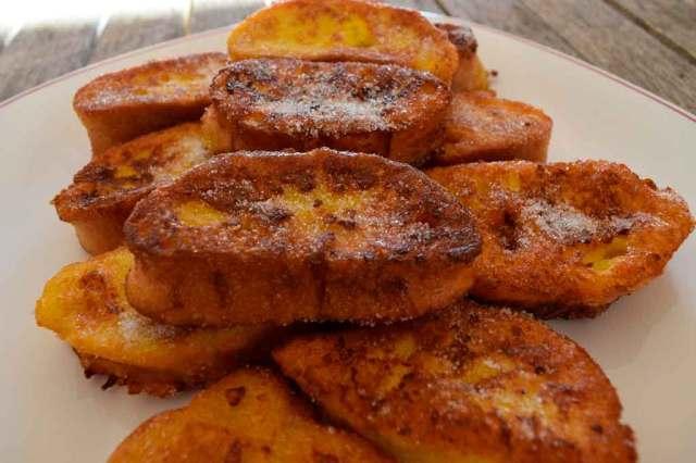 Comidas tipicas da Espanha tarrijas