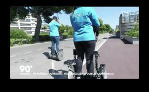 Segway LAPI: L'arme absolu contre la fraude au stationnement.