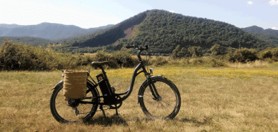 Electric bicycle Garrotxa