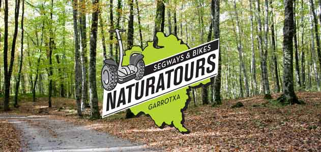 Outono oferece Segway Garrotxa Naturatours