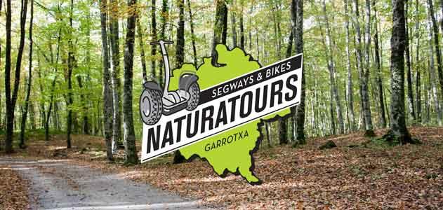 L'autunno offre Segway Garrotxa Naturatours