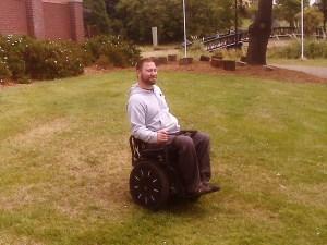 custom segway wheelchair