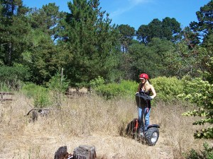 Segway Off Road Custom Adrenalin Tour