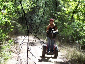 Segway Off Road Redwood Tour