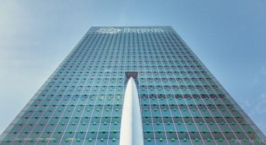 kpn Tower in Rotterdam