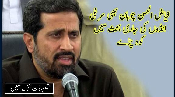 Fayyaz-ul-Hasan Chohan