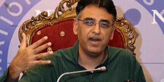 Asad Umar