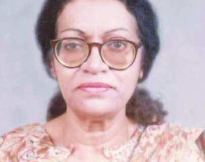 Khaleda Hussein
