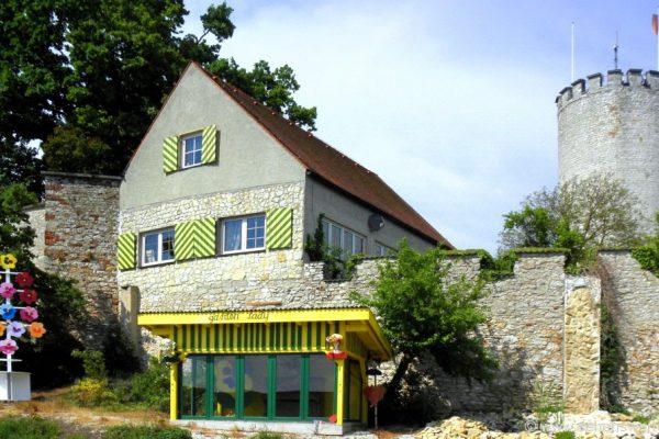 Burgen und Schlsser  Seite 3  Bayerischer Wald Urlaub
