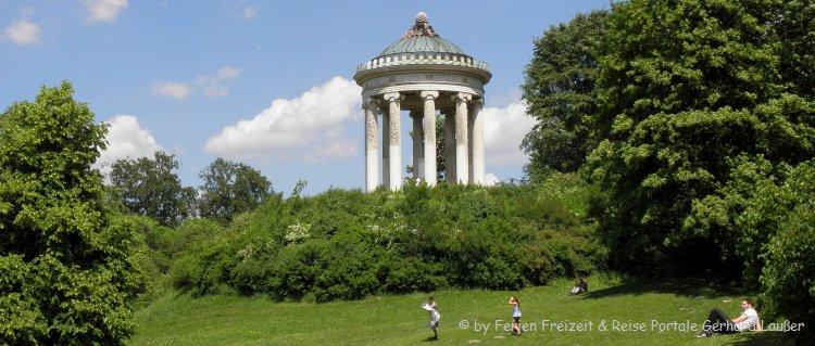 Englischer Garten In München Anfahrt & Parken Adresse Biergarten