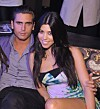 EX-GIRLS: Here Scott Disick and Kourtney Kardashian are pictured together while they were still a couple in 2009. Photo: Hoo-Me / Mediapunch / REX / NTB