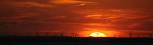 Sonne und Windkraft